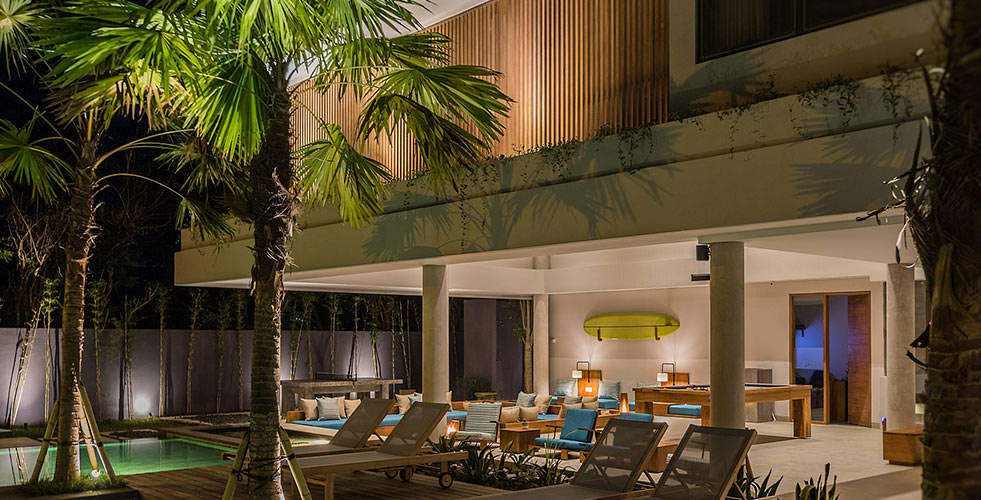 swell bali Surf Retreat