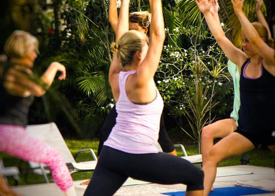 yoga class cabarete