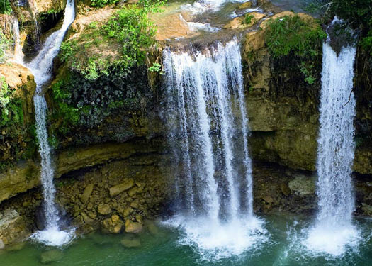 27 waterfalls dominican republic