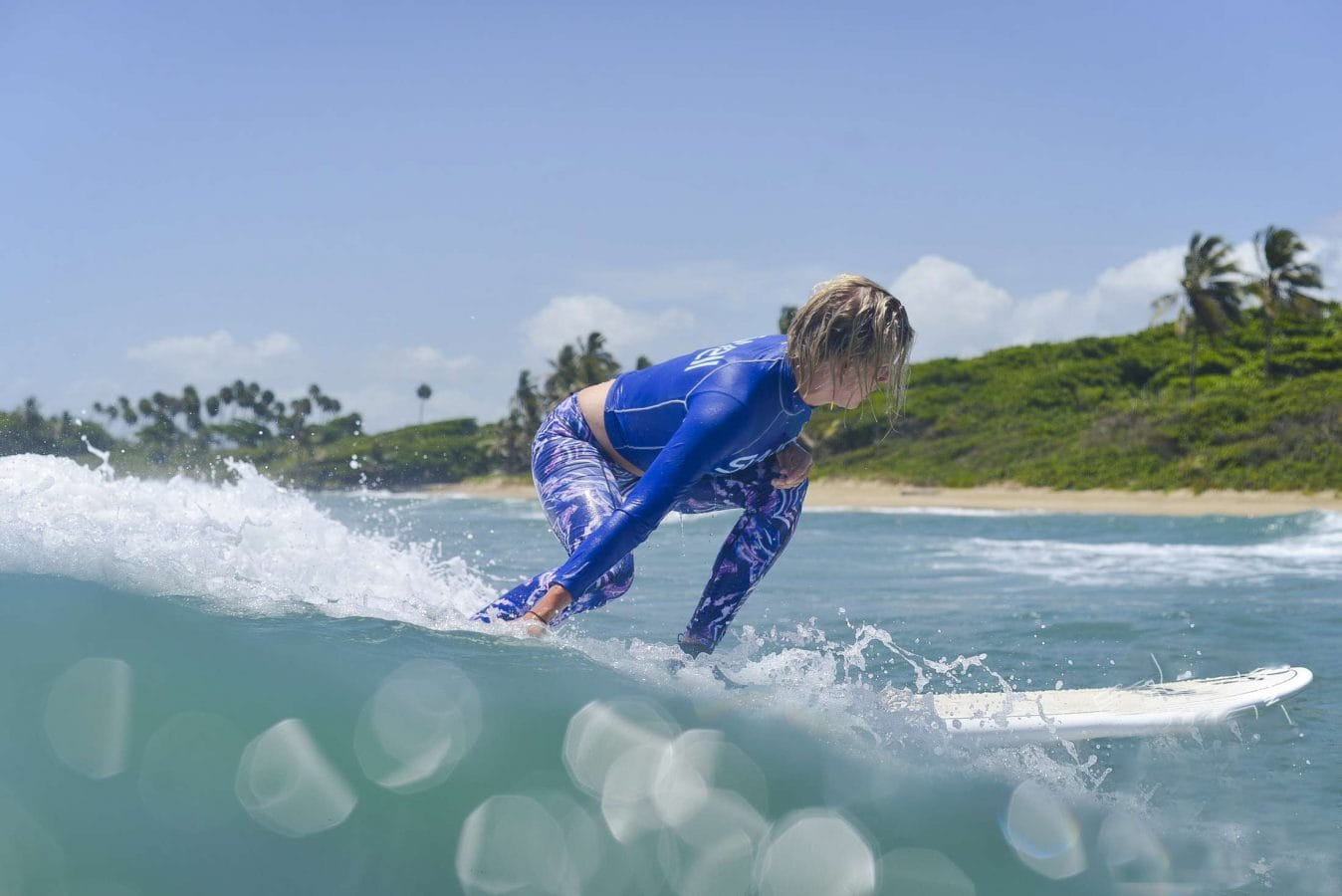 how to pop up surfing