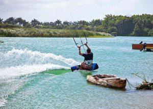 kitesurfing la boca cabarete