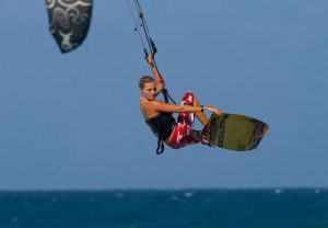 kitesurfing holiday