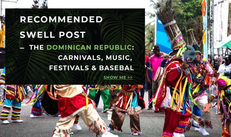 Dominican culture & arts
