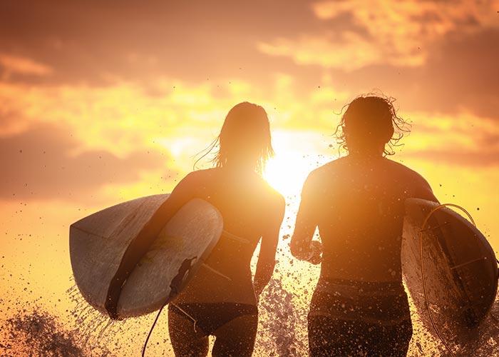 surfing luxury surf retreat