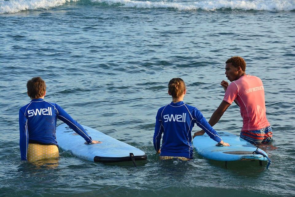 Encuentro surf lessons