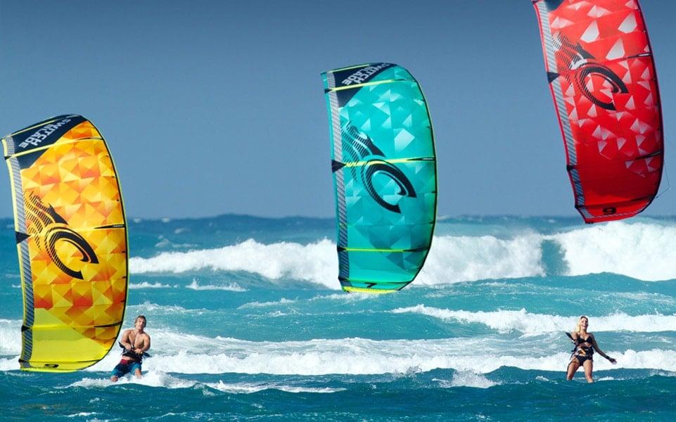 Kiteboarding Maui
