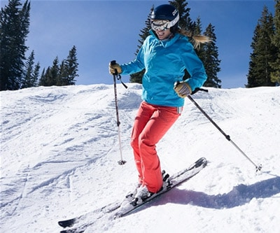 skiing surf fitness