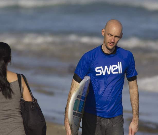 surfing daniel