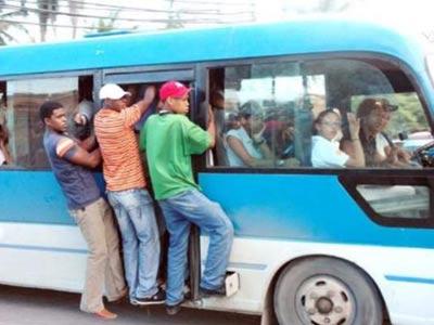 DR guagua transport