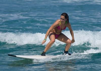 poo surf stance