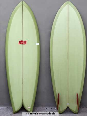 fish surfboard