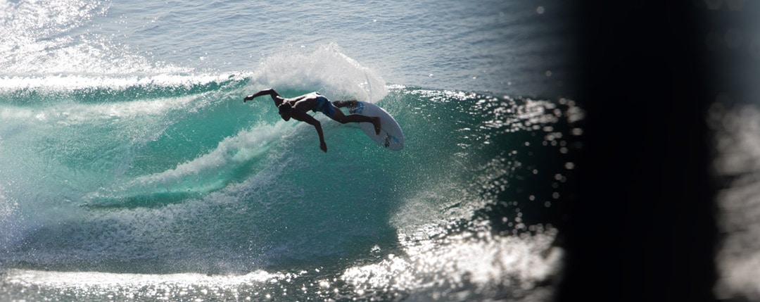 Advanced surfer level