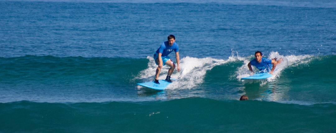 Novice surf level
